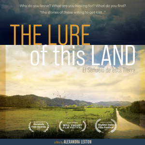 LOCAL>> The Lure of This Land – Free Livestream: Filmmaker Q&A