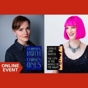 LOCAL>> Veronica Roth in Conversation with C...