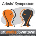 LOCAL>> Art Works Downtown – Artists' Symposium
