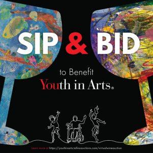 LOCAL>> Sip & Bid Virtual Wine Auction