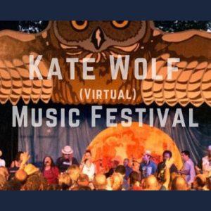 Kate Wolf Virtual Music Fest