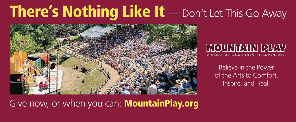 Mountain Play #1: There's Nothing Like It