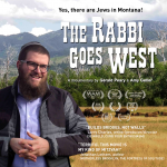 LOCAL>> The Rabbi Goes West