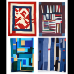 Prints by Quiltmakers of Gee's Bend