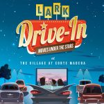 Drive-in Movies Under The Stars