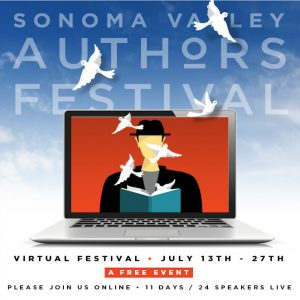 Sonoma Valley Authors Virtual Festival