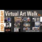 LOCAL>> 2nd Friday **Virtual** Art Walk
