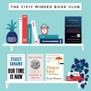 LOCAL>> The Civic Minded Book Club