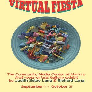 LOCAL>> Virtual Fiesta – Judith Selby Lang and Richard Lang