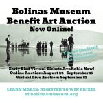 LOCAL>> 28th Annual Bolinas Museum Benefit Art Auction