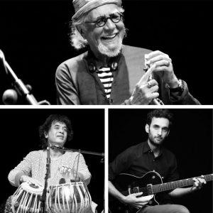 Lloyd-Hussain-Lage Trio Live From Healdsburg