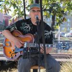 Mike Z- solo guitar and vocals