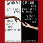 LOCAL>> Sunday Salon: Let's Get Together and Feel All Right