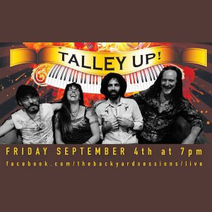 LOCAL>> Tally Up! - livestream