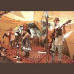 LOCAL>> Todos Santos - The Band - livestream