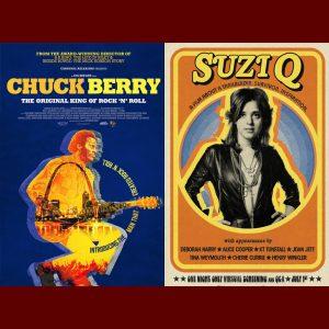 Lark Drive-in: Chuck Berry / Suzie Q – Double Feature