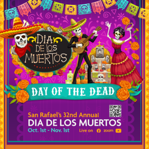 LOCAL>> Day of the Dead San Rafael