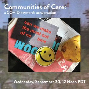 LOCAL>> Communities of Care: A COVID Keyword...