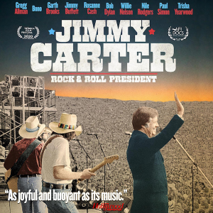 LOCAL>> Jimmy Carter, Rock & Roll President