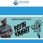 LOCAL>> Marin Comics Fest: Keith Knight
