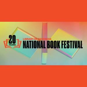 20th annual Library of Congress National Book Fest...