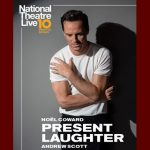 Lark Drive-in: National Theatre Live – Present Laughter