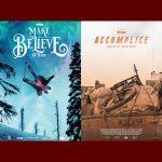 Lark Drive-in Double Feature: Make Believe & Accomplice