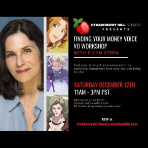 LOCAL>> Finding Your Money Voice - VO Worksh...