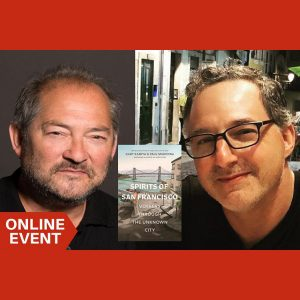 LOCAL>> Gary Kamiya and Paul Madonna – Spi...