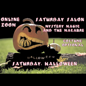 LOCAL>> Halloween Salon: Mystery, Magic &amp...