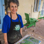 "LOCAL>> Celebrating ""Allies, Ancestors and Angels"" – artist/writer J. Ruth Gendler"