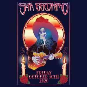 San Geronimo Band – Day of the Dead Concert