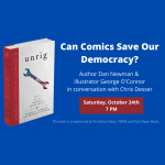 LOCAL>> Can Comics Save Our Democracy