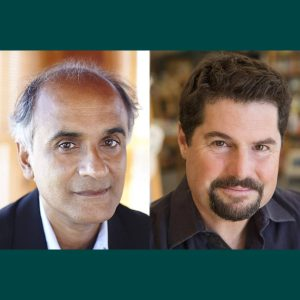 LOCAL>> Pico Iyer and Michael Shapiro: The Art of the Interview
