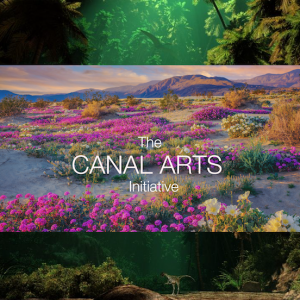Call for Artist Proposals: Canal Arts Initiative