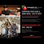 LOCAL>> Composing Video Game & Anime Music - East vs West with Yasunori Nishiki