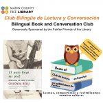 LOCAL>> Bilingual Book Club: El país bajo mi piel