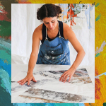 LOCAL>> Image & Paint for ages 9–12 w/ Beth Waldman