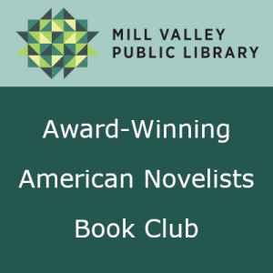 LOCAL>> Award-Winning American Novelists Book Club