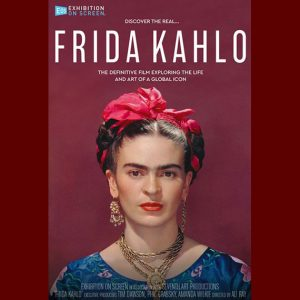 LOCAL>> Lark Virtual Cinema – Exhibition On Screen: Frida Kahlo