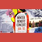 LOCAL>> Bread & Roses Winter Benefit – Cage The Elephant