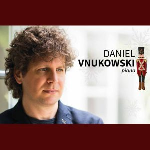 Pianist Daniel Vnukowski Performs the Nutcracker Suite To Support Musicians in Need