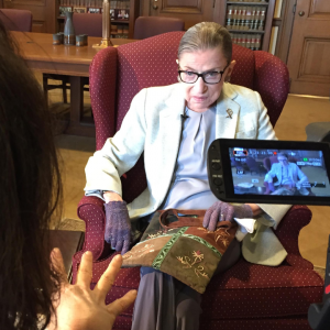 LOCAL>> Making the Case: Ruth Bader Ginsburg...