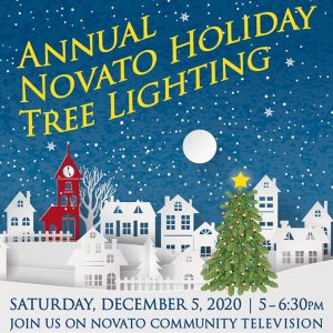 LOCAL>> Novato Annual Community Tree Lighting