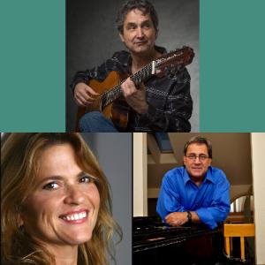 Ricardo Peixoto, Claudia Villela, and Marcos Silva...