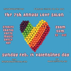 LOCAL>> Sunday LOVE Salon #7