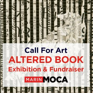 Artist Call: Altered Book Exhibit and Fundraiser