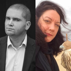LOCAL>> Paraic O'Donnell with Helen MacDonald - The House on Vesper Sands (Virtual Event)