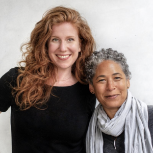 LOCAL>> Rebecca Walker and Lily Diamond – What's Your Story?