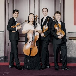 Chamber Music Society of Lincoln Center – Front Row: National